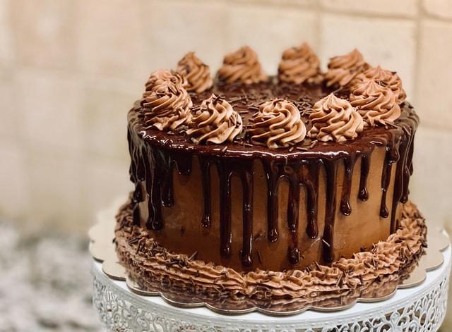 Yang Suka Cake Coklat Ayoo Diborong