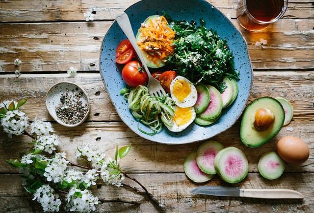 Cara Membuat Salad Yang Sehat